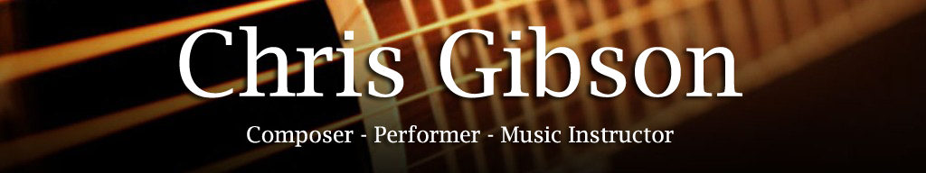 Seattle Guitar Lessons Chris Gibson